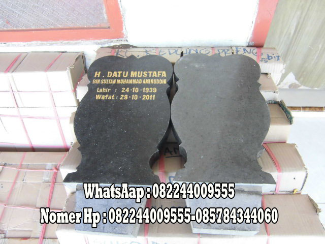 Nisan Patok Granit