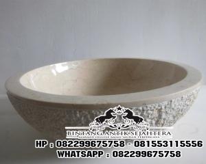 Wastafel marmer | Jual Wastafel Marmer Putih
