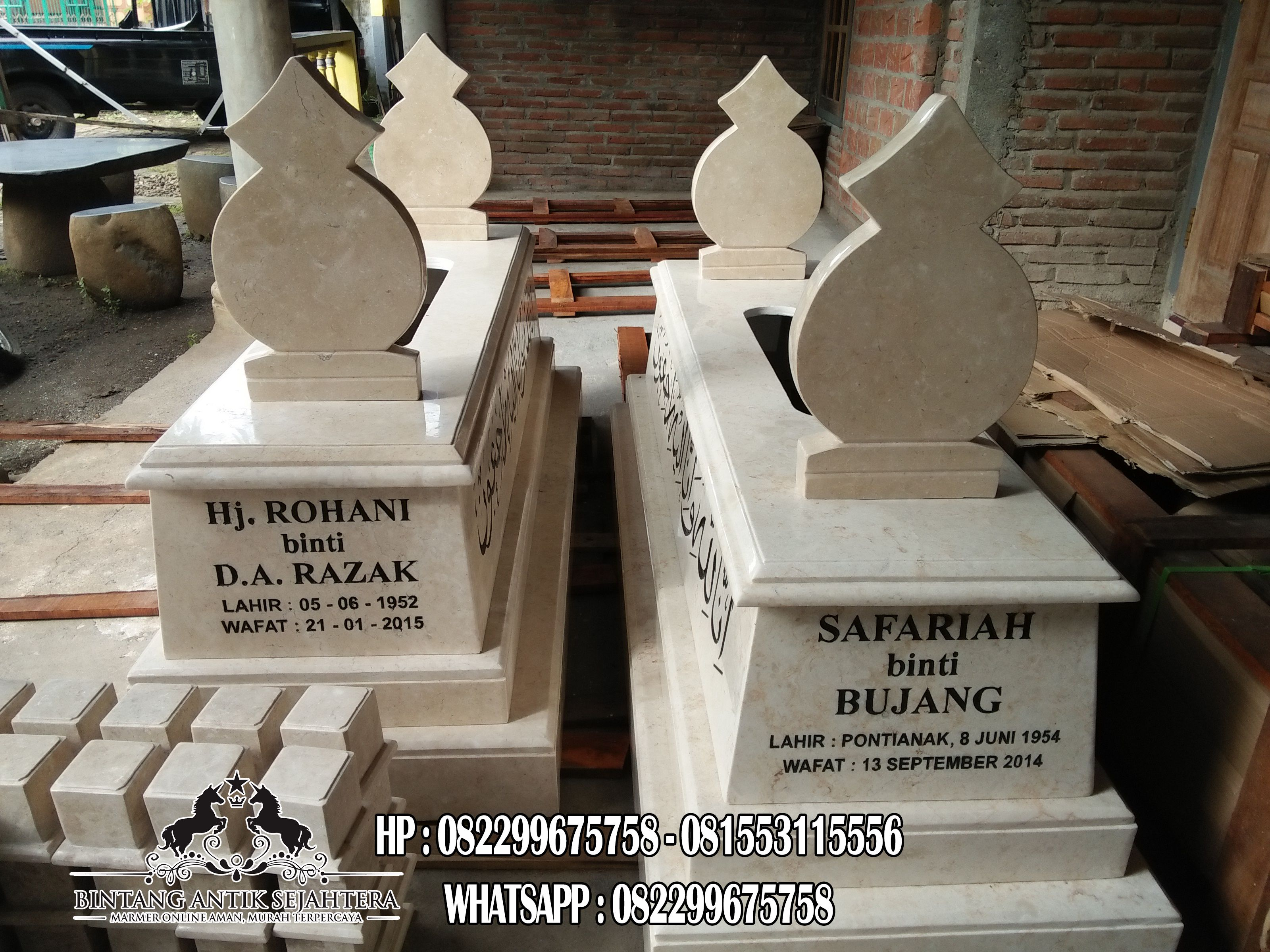 Makam Marmer | Jual Makam Dari Bahan Marmer