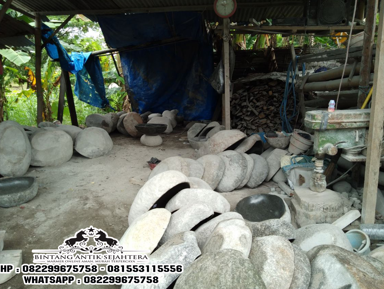 Jual Produk Wastafel Batu Murah, Jual Wastafel Batu Kali Asli, Jual Wastafel Batu Alam Unik