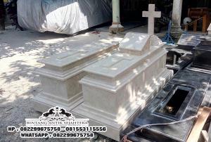 Model Makam Katolik Di Indonesia 2019, Makam Marmer Katolik Modern