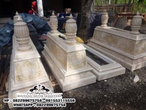 Mengintip Mewahnya Model Makam Marmer Mirip Dengan Makam Pak Harto